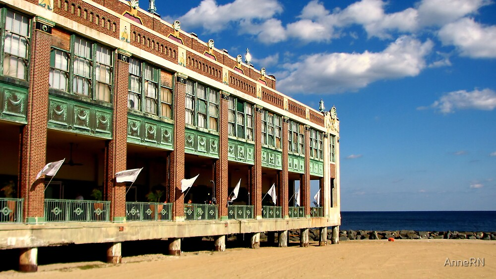 Convention Hall - Asbury Park, NJ by AnneRN