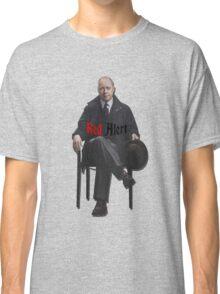 Raymond 'Red' Reddington - Red Alert Print Classic T-Shirt