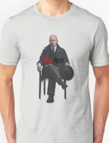 Raymond 'Red' Reddington - Red Alert Print Unisex T-Shirt