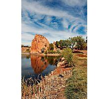Colorado Relfections Photographic Print