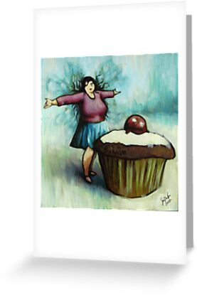 The Fairy of Cakes by Samuel Durkin