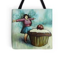 The Fairy of Cakes Tote Bag
