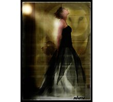 NightOwl Photographic Print