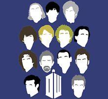 13 Doctors Unisex T-Shirt