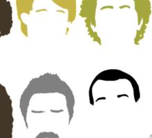 13 Doctors Sticker