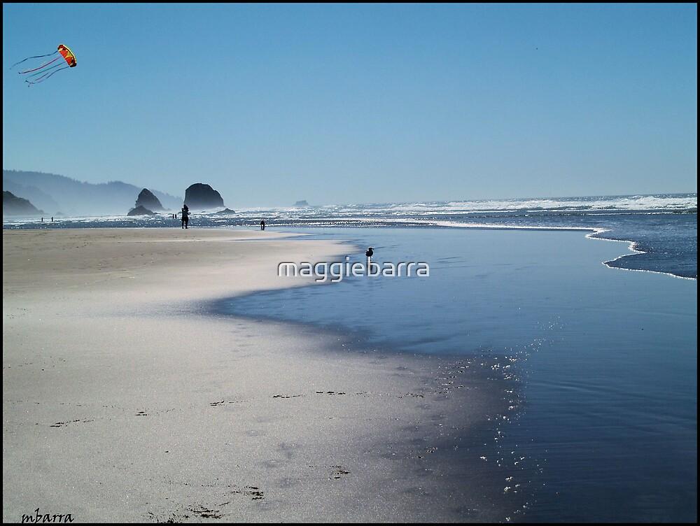 Oregon Coast by maggiebarra