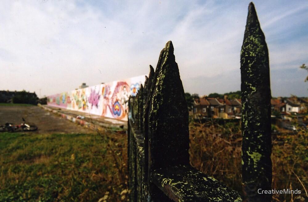 Grafitti by CreativeMinds