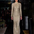 Katarina wearing a High Neck Starlet Gown by Gomez-Gracia by MarcW