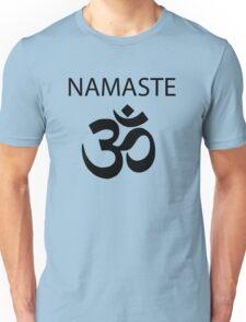 Namaste- meta misha shirt Unisex T-Shirt
