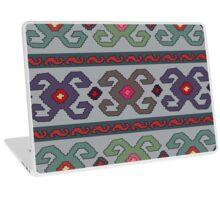 kilim carpet pattern Laptop Skin