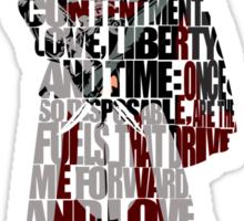 Ezio Vol 2 Sticker