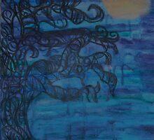 blue night by ninagirl7613