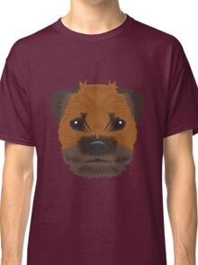 Border Terrier  Classic T-Shirt