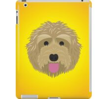 Golden Labradoodle  iPad Case/Skin