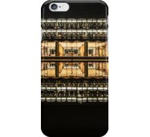 modern architecture and reflection pool iPhone Case/Skin