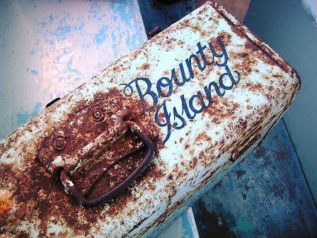 Bounty Island by Rachel  Moait