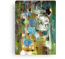 Tumble Dry Canvas Print