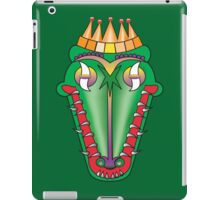King Gator iPad Case/Skin