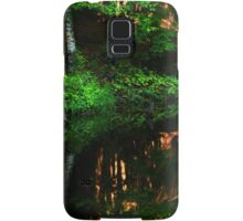 More River Greenery Samsung Galaxy Case/Skin