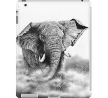 Back Off iPad Case/Skin