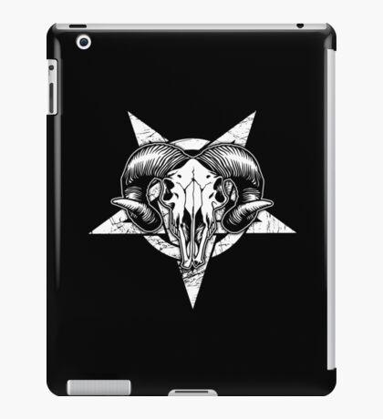 Pentangle - Pentagram / Goat iPad Case/Skin