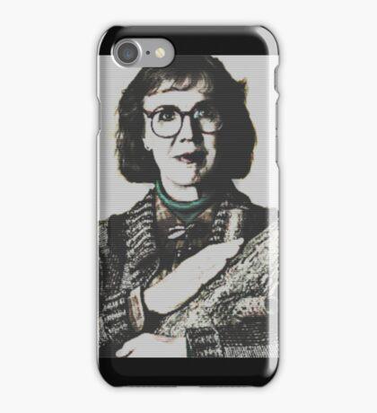 Twin Peaks Log Lady iPhone Case/Skin