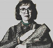 Twin Peaks Log Lady by errldabbingtons