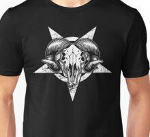 Pentangle - Pentagram / Goat Unisex T-Shirt