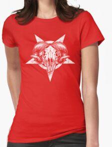 Pentangle - Pentagram / Goat Womens Fitted T-Shirt