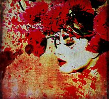 The Lament of Weeping Poppies by Caroline Julia Moore