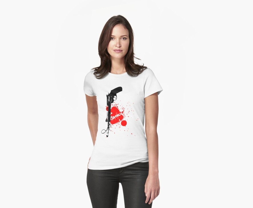 Girls - Carnival - I like guns, you don't have to go the gym by carnivalclothing