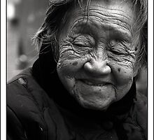 97 years old. by John Adulcikas