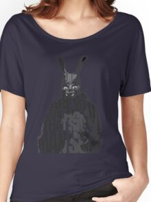 Frank the Bunny Women's Relaxed Fit T-Shirt