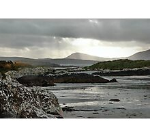 Colourful Rays of Ireland Photographic Print