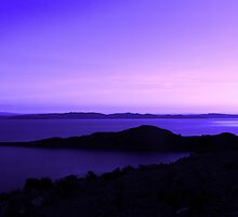 purple horizon by mickeyb