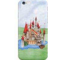 The Red Queen's Castle iPhone Case/Skin