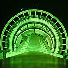 Green Runway by hinting
