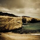 London Bridge, Great Ocean Road, Victoria by Samantha Cole-Surjan