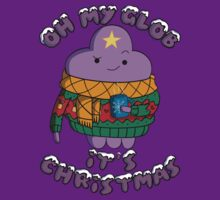 Lumpy Space Princess - Oh My Glob It's Christmas by RG-Love