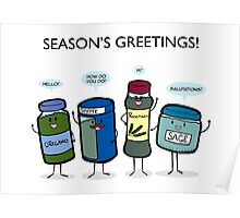 Season's Greetings! Poster