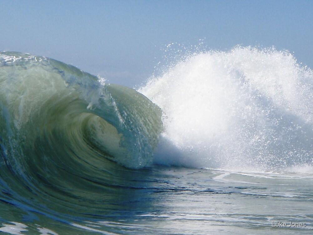 shorebreak by Luke Jones