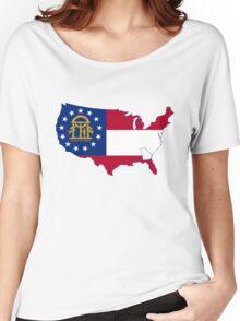 Georgia Women's Relaxed Fit T-Shirt