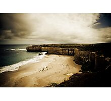 The Shipwreck Coast, Great Ocean Road, Victoria Photographic Print