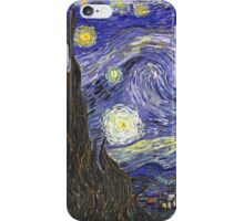 Vincent van Gogh, Starry Night iPhone Case/Skin