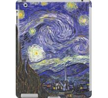 Vincent van Gogh, Starry Night iPad Case/Skin