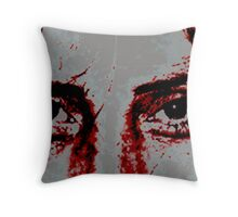 Depth Of Hysteria Throw Pillow