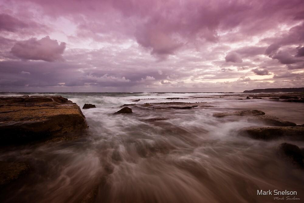 Merewether Rock Platform 6 by Mark Snelson