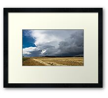 Landscape: 'Farmers Joy' Framed Print