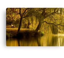 Lake Weeroona Reflection Canvas Print