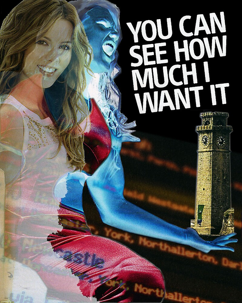 You Can See How Much She Wants It by Ash Crossland
